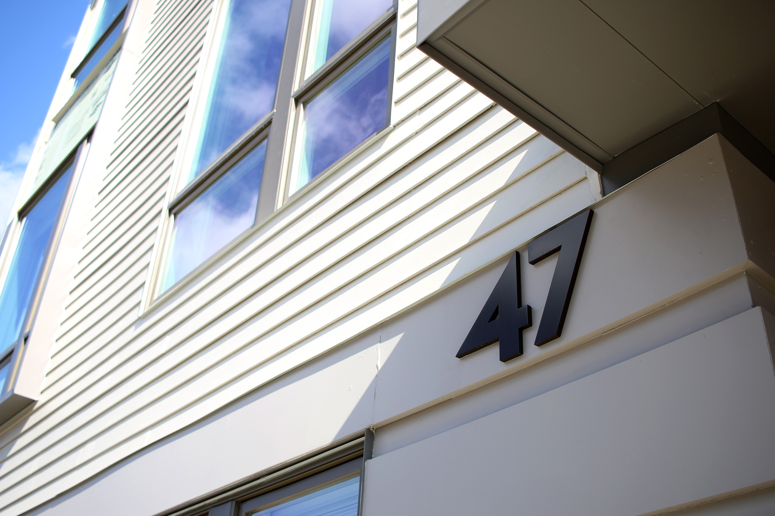 Curtis Construction Completes 47 Bishop Allen Drive