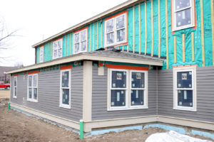 Affordable Housing Construction